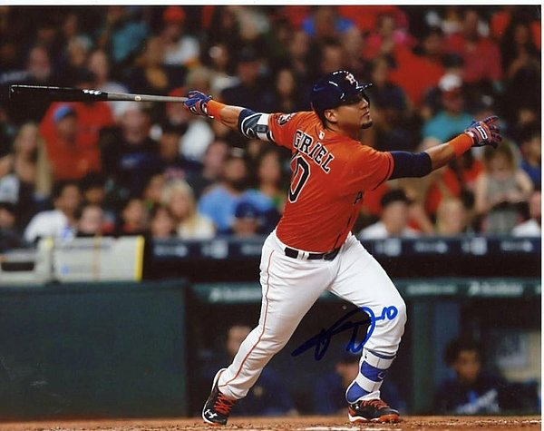 yulieski_gurriel_houston_astros_autographed_8x10_photo_certified_authentic_autograph_p743164