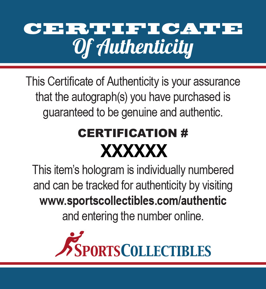 Authenticity Lookup Sports Collectibles